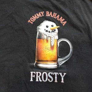 "{Tommy Bahama} ""Frosty"" Graphic T-shirt | XXL"